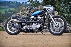 1950 Harley Panhead | MACHINE