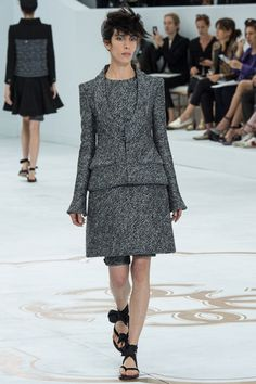 Chanel Fall 2014 Couture – Vogue