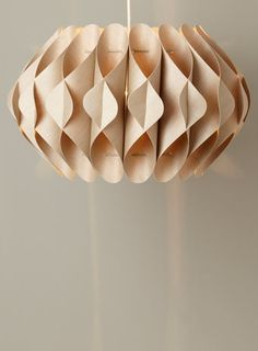 Arlo Sculptured Ceiling Shade - shades - shades & bases - Home, Lighting & Furniture