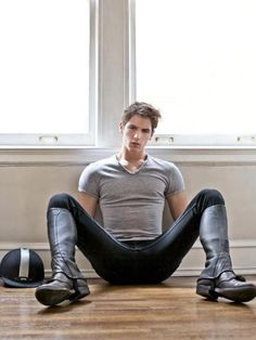 """southerncrotch: """" Ride me like one of your horses """""""