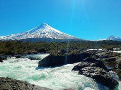 Mount Rainier, Mountains, Nature, Travel, Chile, Lakes, Shape, Rose Trees, Trekking
