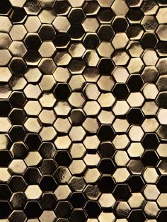 Alexander Bronze | Giles Miller | tiles laid in various directions to play with light, texture and pattern