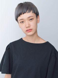 Short Bangs, Short Pixie Haircuts, Pixie Styles, Short Hair Styles, G Hair, Bowl Cut, Hair Inspiration, Hair Makeup, Hair Cuts