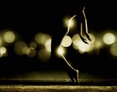 alone in the street - dance.