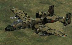 Bomber Plane, Jet Plane, Military Jets, Military Aircraft, Military Armor, Air Fighter, Fighter Jets, A10 Warthog, Airplane Flying