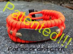 "Paracordist Creations LLC: Success Patenting the Invention that Put Survival in the ""Paracord Survival Bracelet"""