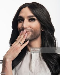 eurovision bearded lady video