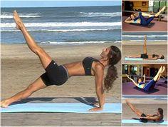 Hoy le toco el turno al FIT PILATES... que ejercicio te gusta mas? cual te sale mejor? cual te parece el mas dificil? Visita mi web: www.diana-bustamante.com.ar