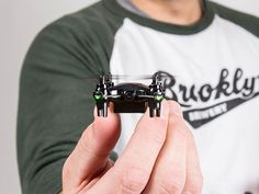 This teensy drone may be small, but it packs a big power punch. AND it's on sale!