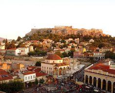 Αθήνα / Athens - Greece       by Ath76, via Flickr