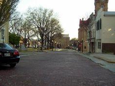 Newberry S.C. Cute little town...been there ...seen ths cute little main St.