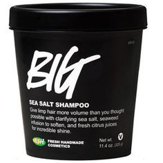 Big Shampoo | 21 Of The Best Lush Products According To A True Addict