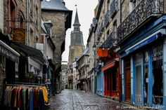 Dinan – a Medieval Gem of Brittany – Compass heading Mont Saint Michel, Medieval Town, Compass, Brittany, Sailing, Gems, Island, Places, Candle