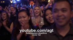 America's Got Talent YouTube Contest - Submit by June 1st! | Voonathaa