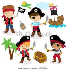 Pirate Stock Photos, Images, & Pictures   Shutterstock