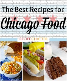 Celebrate 'Insurgent' with the Best Recipes for Chicago Food