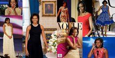 Michelle Obama als Stilikone