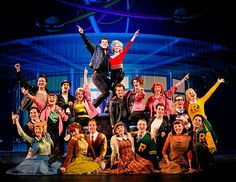 Stage Write: Grease