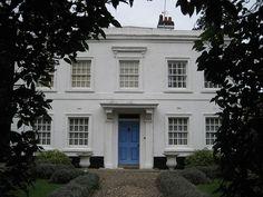 Samuel Palmer's house, Shoreham