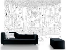 See all of our wall mural and wallpaper patterns divided into 14 popular categories. Find your dream wall mural and wallpaper. Kids Wallpaper, Wallpaper Online, Colorful Wallpaper, Photo Wallpaper, Wall Wallpaper, Pattern Wallpaper, Wallpaper Jungle, Elephant Home Decor, Elephant Wall Art