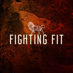 FIGHTING FIT Ps. Mark starts a new series this Sunday #FightingFitSeries #JawBoneHill 9am | 5.30pm