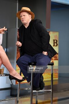 Actor Darrell Hammond visits Fox Business Network at FOX Studios on June 15, 2016 in New York City.