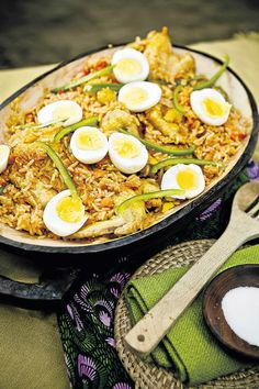 Jollof rýže, Foto: isifa.com