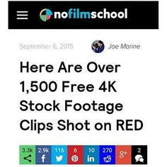 Mitch Martinez – Director of Photography   Free 4K Stock Footage