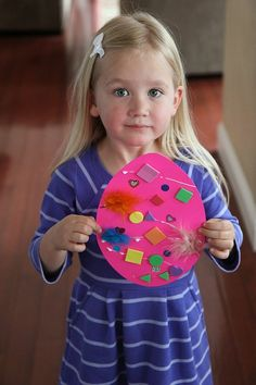 Try these creative Easter Crafts for Toddlers by DIY Ready at http://diyready.com/ 12-easter-crafts-for-toddlers/