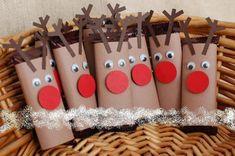 Preschool Crafts for Kids*: Christmas Reindeer Chocolate bars Craft Homemade Christmas, Christmas Projects, Kids Christmas, Holiday Crafts, Holiday Fun, Christmas Cookies, Reindeer Christmas, Christmas Jesus, Holiday Quote