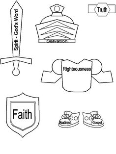 Free Printable Helmet Of Salvation Coloring Page Armor Of God For Kids Www Sundayschoolzone Helmet Of Salvation Coloring Page