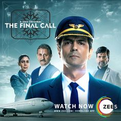 web series 'The Final Call' based on Priya Kumar's book 'I Will Go with You' premiered today. The series also marks the digital debut of Arjun Ra Tv Series Online, Web Series, Netflix Series, Get Netflix, Netflix Upcoming, T Movie, Movie List, Ruskin Bond, Hd Movies Download