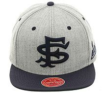 SF Seals Gray Snapback by Common Union