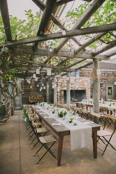 Forest Inspired Rustic Big Sur Wedding