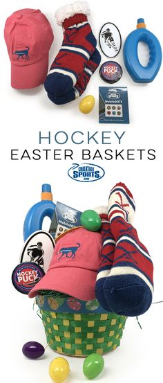 Slam dunk easter bunny our basketball easter baskets are the this of how successful your easter will be when you surprise your hockey player with this easter basketsgift basketseaster giftwrapping negle Choice Image