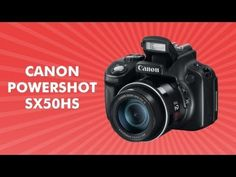 Canon Powershot SX40 HS Tutorial: Step One - Camera Layout - YouTube