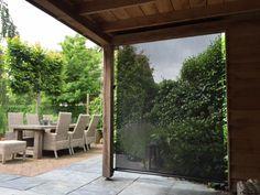 Afscherming veranda - Trendo Externo | Buitenleven