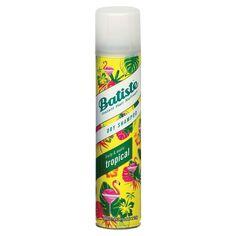 Batiste Dry Shampoo | Batiste Tropical Dry Shampoo 200ml - Chemist Warehouse