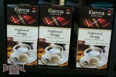 Kienna Coffee at Personal Service Coffee Pickering - Twitter @Personal Service Coffee Pickering Facebook www.facebook.com/personalservicecoffee