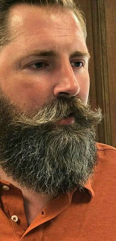 Fine beard