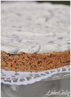 Chocolate-Hazelnut-Cake...perfect for a summer day! ---- Schoko-Nuss-Torte...so lecker!