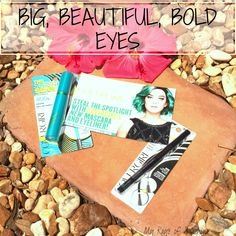 Big, Beautiful, Bold Eyes