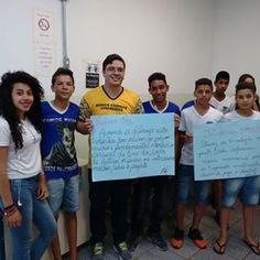 EE. Prof. Dinora Marcondes Gomes Sala de Leitura – Programa Sala de Leitura – Circuito de Juventude 2015 – Instituto Ayrton Senna