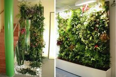 25 More Cool Vertical Garden Inspirations | DigsDigs