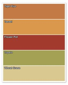 1000 Images About Paint Colors On Pinterest Paint Colors Color Palettes And Southwestern Home