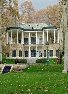 Niavaran Palace Complex, Tehran, Iran