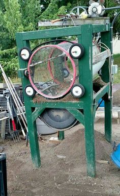 Compost Sifter