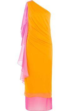 #Diane #von #Furstenberg #Cocktailkleid aus #Seide #, #Multicolor für #Damen…