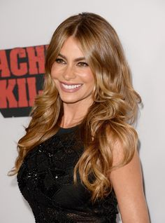 Sofia Vergara- love her hair