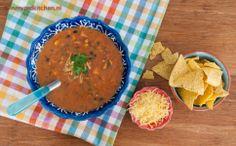 Chicken Enchilada soep